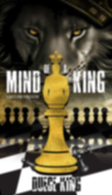 MIND OF A KING NOVEL COVER
