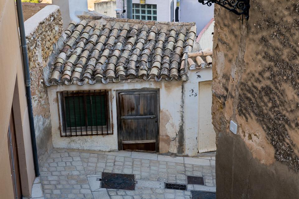 Gamle hus i Biar