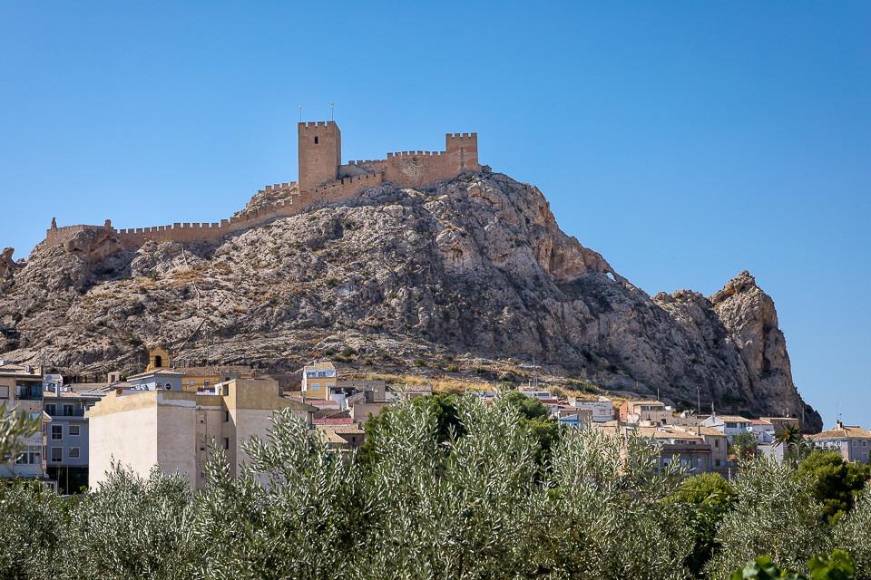 Slottet ved Sax