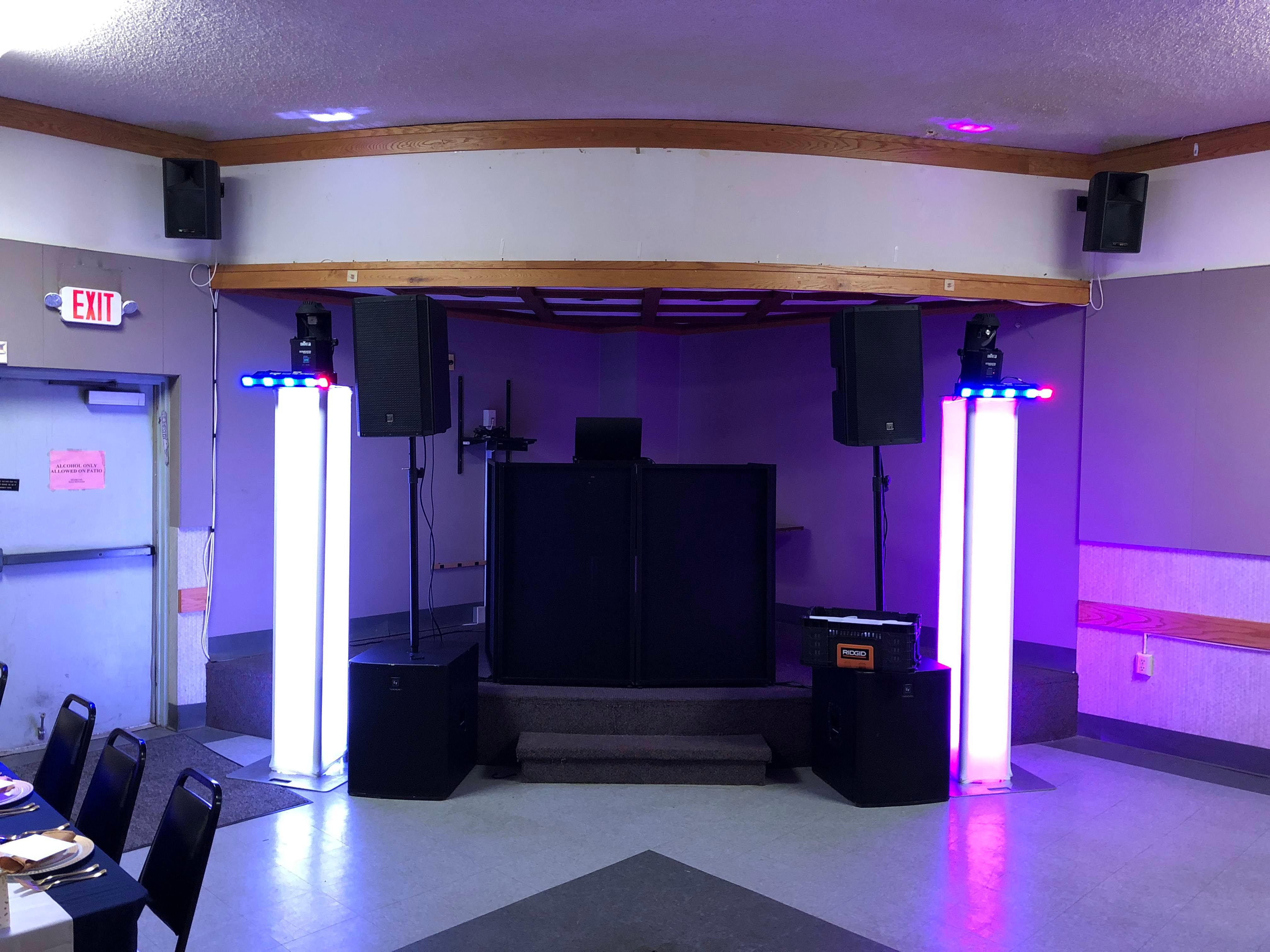 Party Light Rental