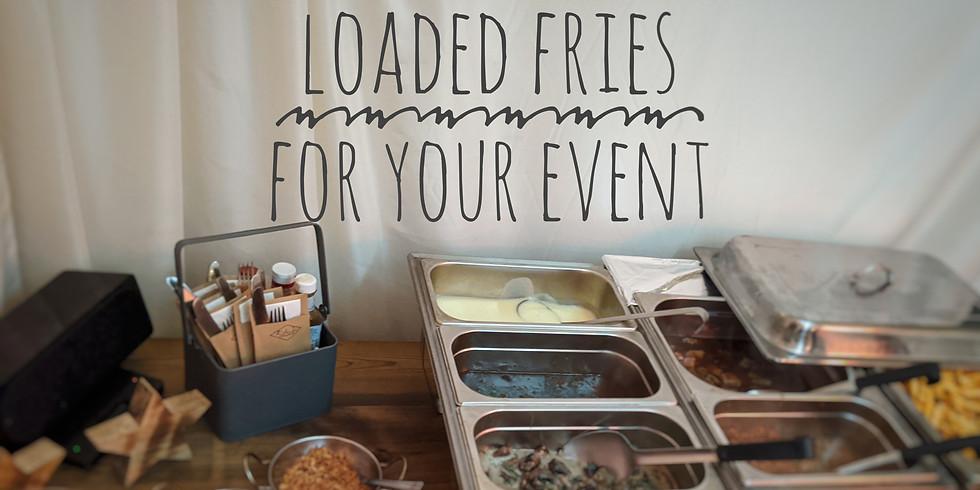 Loaded Fries Bar