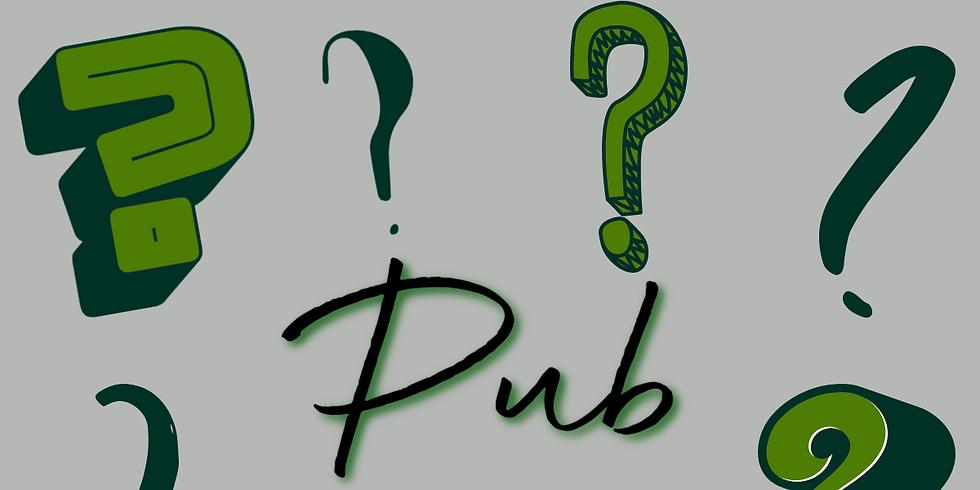 Saturday Night Pub Quiz