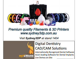 'EXPO' page for all info on the upcoming Inside 3D printing Sydney Expo