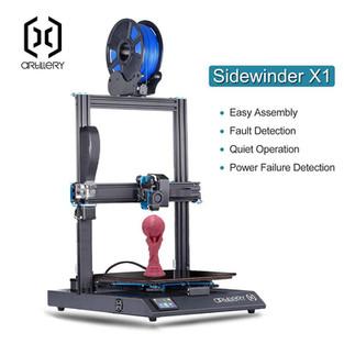 Artillery 3D Sidewinder X1