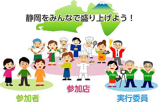 静岡おまちバルを盛り上げよう