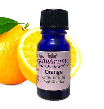 תפוז - שמנים אתריים אורגניים