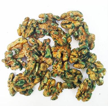 אגוזי מלך עם ספירולינה