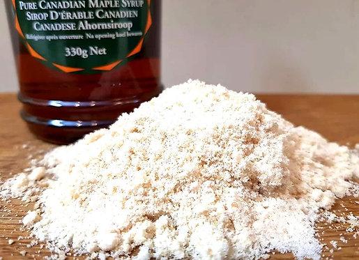 סוכר מייפל אורגני - 200 גר