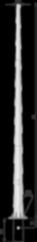 Poste reto poligonal 170.png