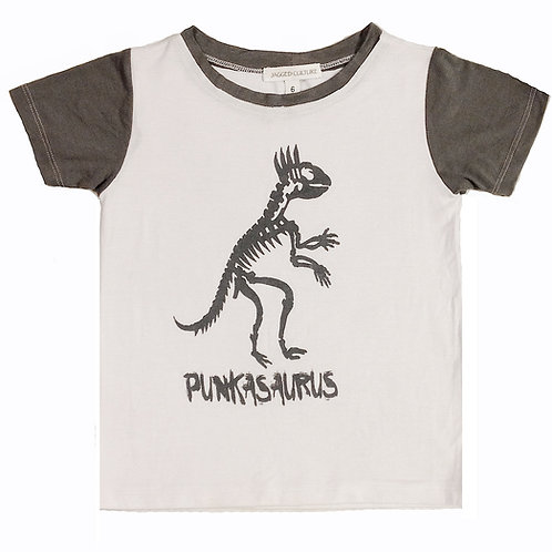 Punkasaurus Tee, Two Tone