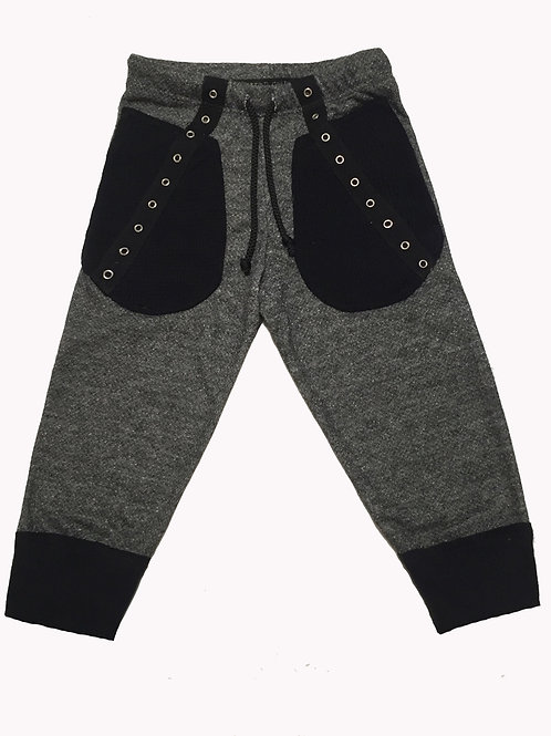 JCFT Charcoal Punk Pant Baggies