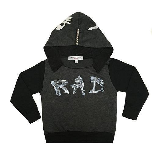 Rad Pullover Hoodie