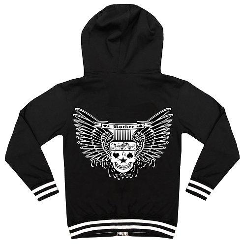 Skull Rocker Hoodie