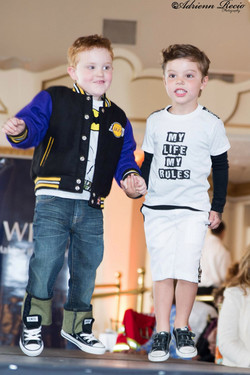 Fashion Show for Charity event