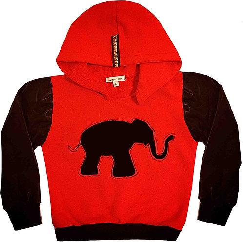 Good Luck Elephant Pullover