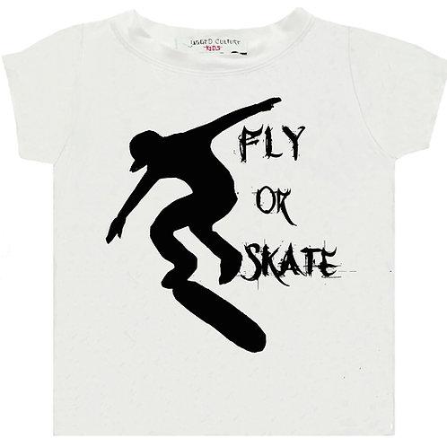 Fly Or Skate T-shirt