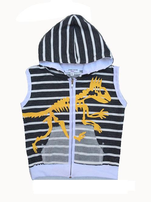Zarion Punkasaurus Zip Hood