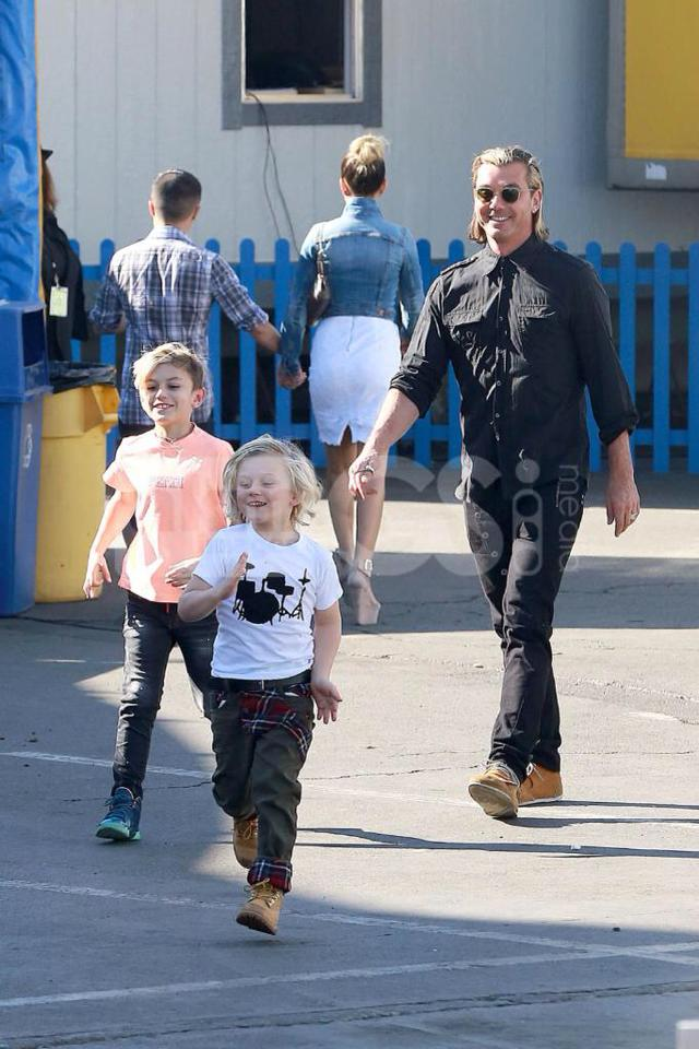 Zuma, Kingston & Gavin Rossdale