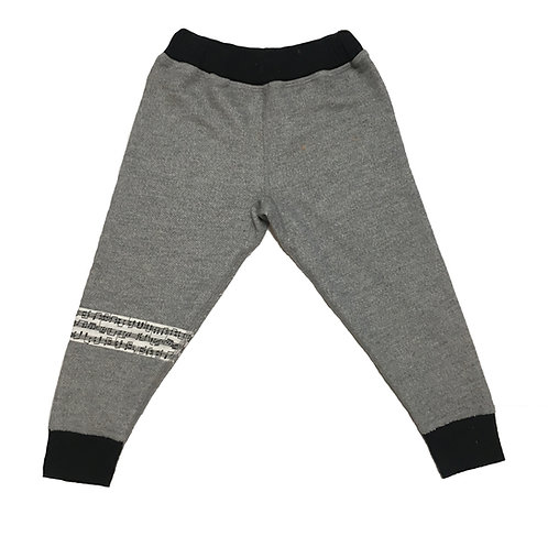 Jagged Music Notes Joggers