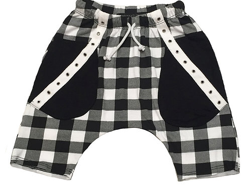 Checker Short Punk Baggies (new limited edition)