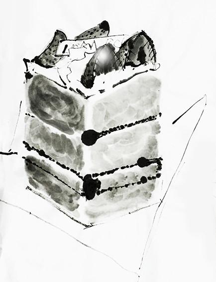 ショートケーキ1