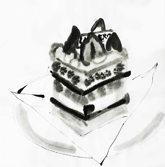 ショートケーキ2