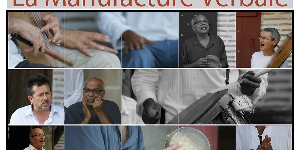 """La Manufacture verbale """"Las paraulas"""" L'Esprit des Pierres"""
