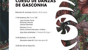 Encontres dançats en Iruñea - Pamplona per Ortzadar