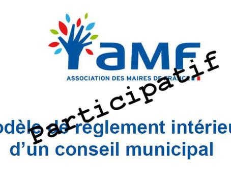 Per ua mairia de governança participativa | Pour une mairie à gouvernance participative