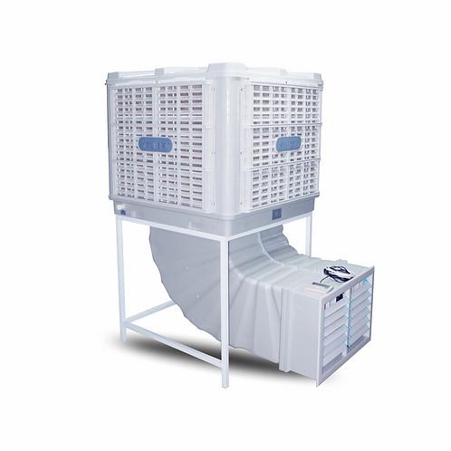 Climatizador Evaporativo Industrial 20000m3 P200B