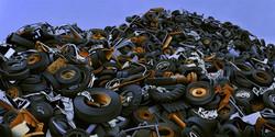Retired tires