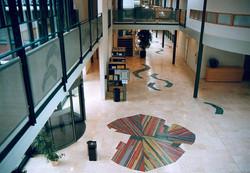 Vloer Gemeentehuis