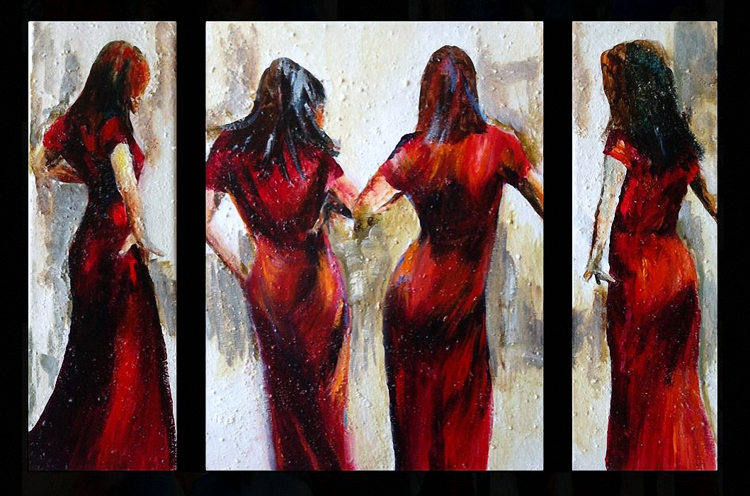 Dancing Tryptic