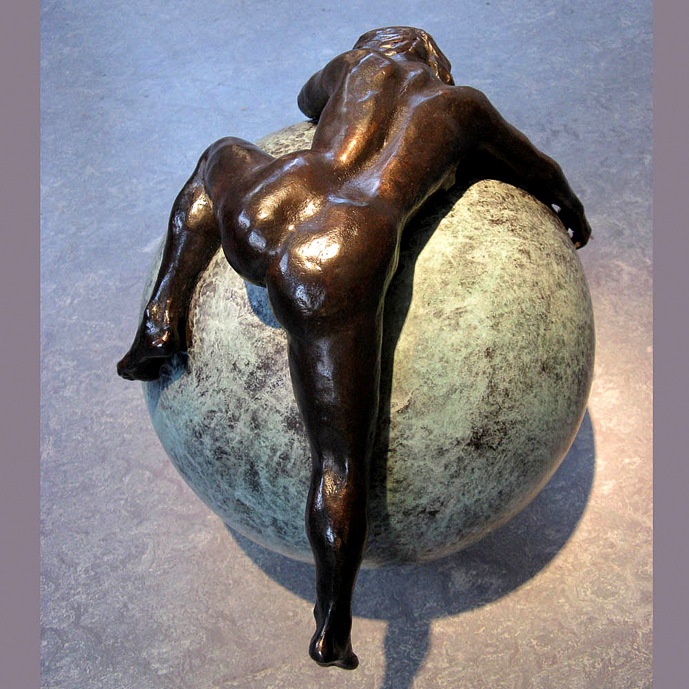 Rusalka- brons