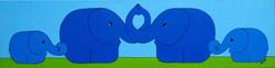 Olifantenfamilie,
