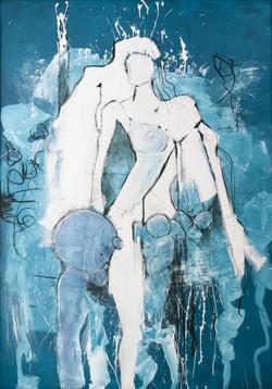Waterschade  100x140cm  acryl op canvas.jpg