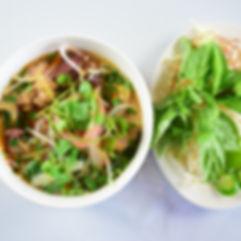 Spicy Beef Noodle Soup, Bun Bo Hue