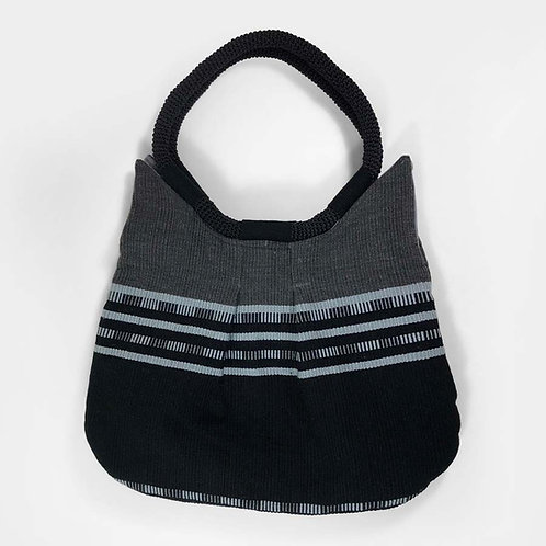 ix chel (Goddess of Weaving) Hobo (black/grays)