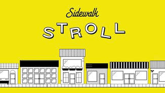 Building on First Fridays, Sidewalk Stroll will be a monthly event to get people out of their homes, and into their towns and cities to meet and engage with their neighbors and business owners. Every second Saturday, local stores will open their doors to the sidewalk.