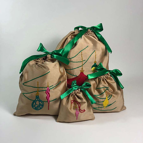 chan gift bags (ornaments)