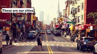 Our cities.