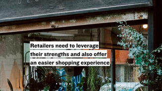To ensure local businesses survive, we need to move consumers to action. To do so, local business owners need to leverage their strengths and deliver their customers an easier shopping experience.