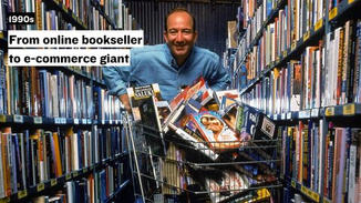 In 1995, Amazon launched as an online bookseller and has since evolved into one of the most valuable companies in the world.
