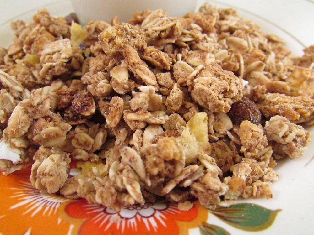 Como preparar uma granola caseira