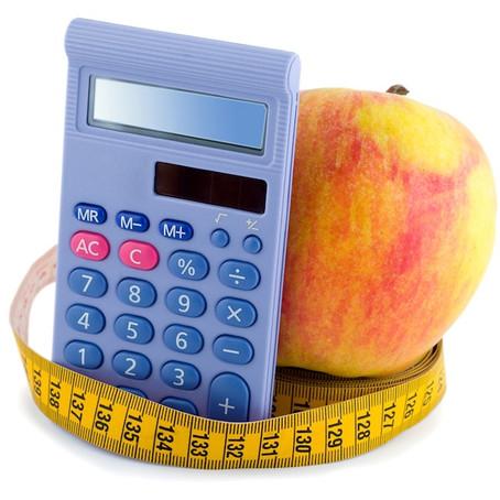 Quantas calorias são necessárias diariamente.