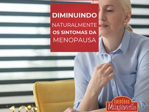Tratamentos naturais para a menopausa