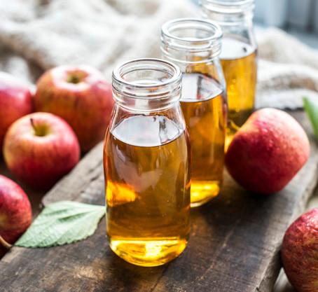 Benefícios do vinagre de maça