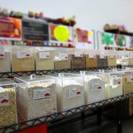 Cuidados ao comprar um produto a granel