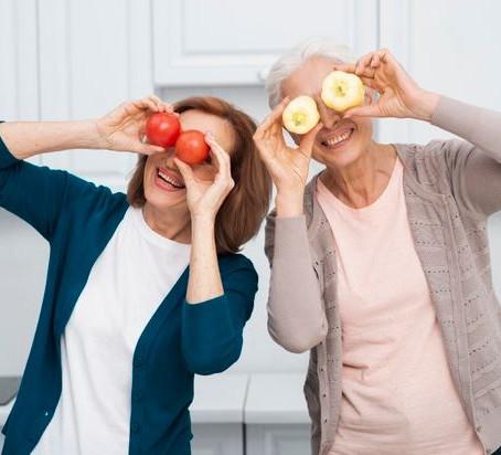 Alimentos que aumentam a expectativa de vida