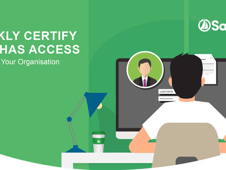 There's a Better Way to Certify User Access